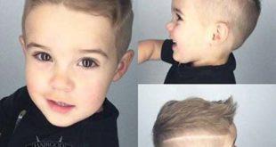 kiểu tóc đẹp cho bé trai từ 3-5 tuổi cực đáng yêu