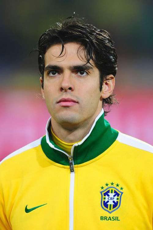 tổng hợp các kiểu tóc đẹp nhất Ricardo KaKa