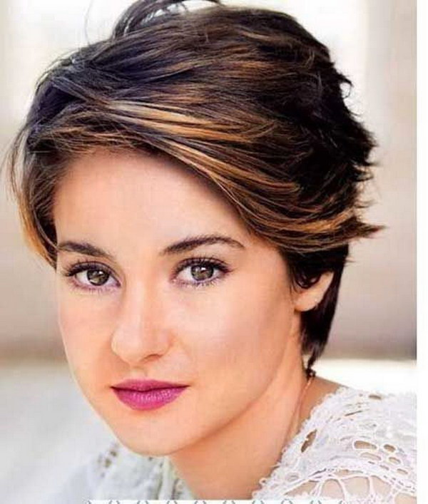 các mẫu tóc ngắn đẹp cho nữ năm 2018