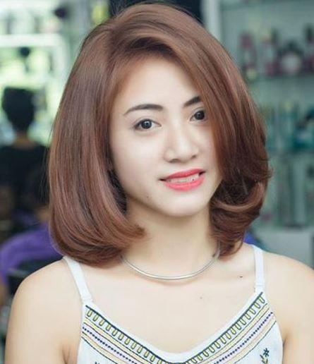 các mẫu tóc đẹp cho dân công sở
