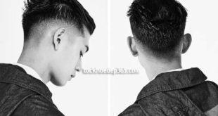 xu hướng các kiểu tóc nam 2018 đẹp phong cách