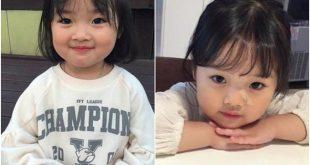 các kiểu tóc đẹp cho bé gái 2 tuổi 2018- 2019