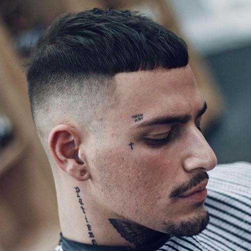 các kiểu tóc mohican mái ngắn đẹp cho nam 2018 2019