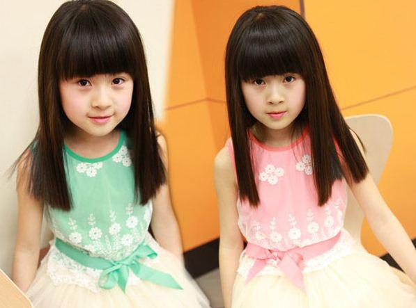 các kiểu tóc đẹp cho bé gái học cấp 1 - học sinh tiểu học