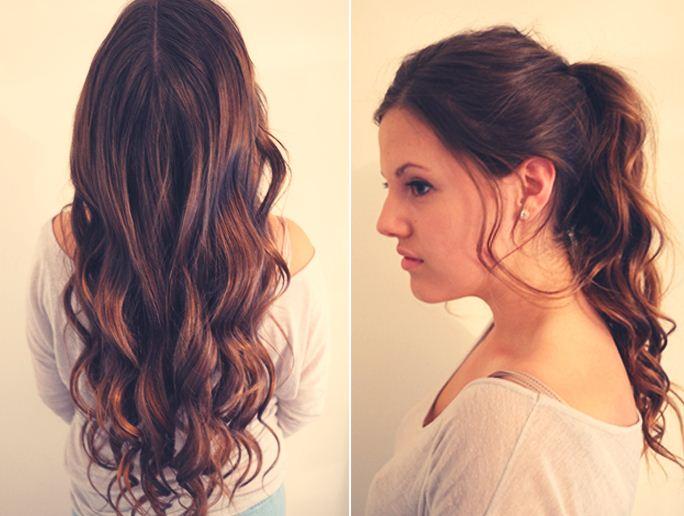 kiểu tóc đẹp cho nữ sinh cấp 2, cấp 3