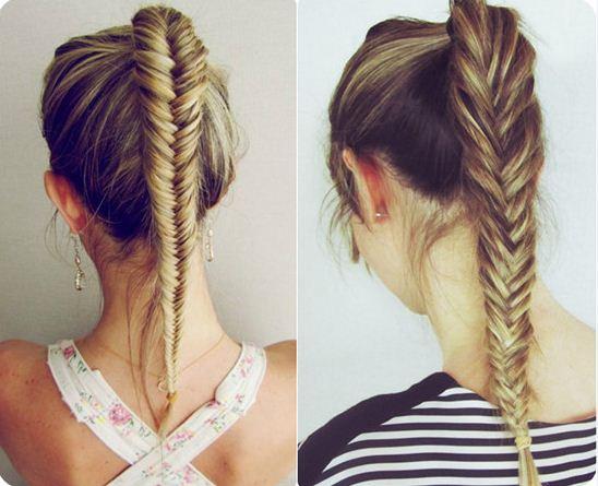 kiểu tóc đẹp cho học sinh THCS và THPT