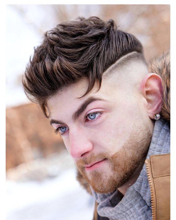 kiểu tóc mohican tạo kiểu cực chất