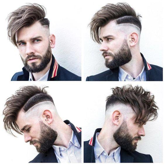 những kiểu tóc mohican cho nam đẹp, mạnh mẽ, lịch lãm