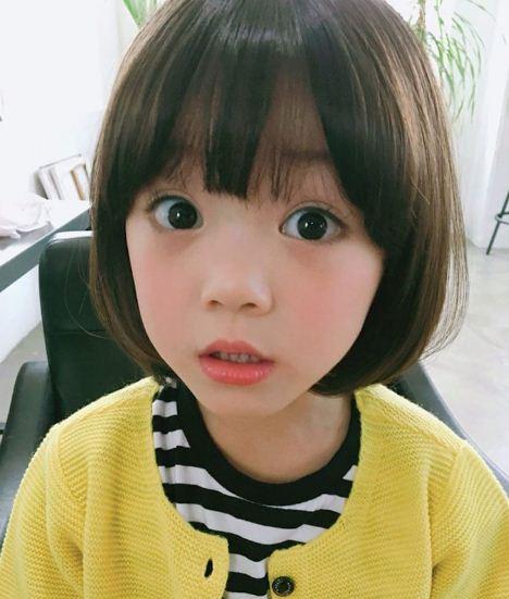 các kiểu tóc hợp với bé gái 6 tuổi, 7 tuổi, 8 tuổi, 9 tuổi, 10 tuổi