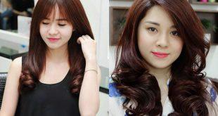 kiểu tóc xoăn bồng đẹp hợp với phụ nữ u30, u35, u40, u45