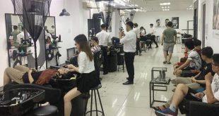 top salon cắt tóc nam đẹp nhất tại hà nội