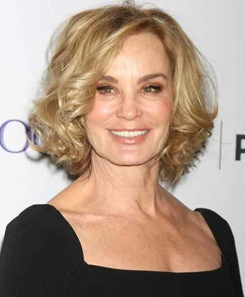 các kiểu tóc đẹp cho phụ nữ tuổi 60, tuổi 70