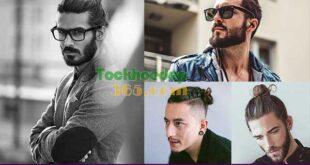 các kiểu tóc man bun đẹp chất cho nam giới